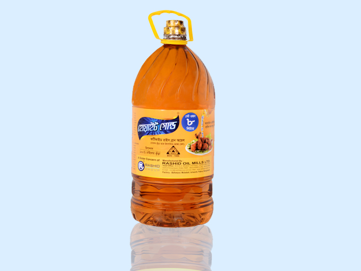 Rice Bran Oil 8ltr.